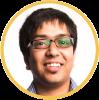 """Ankur Goyal &nbsp&nbsp<img class=""""test_img_4""""  style=""""width: 5.3vw; margin-bottom: -2vw; margin-left: 1vw;""""  src=""""https://thinkingforks.com/wp-content/uploads/2020/05/Client_Logo-18.png"""">"""